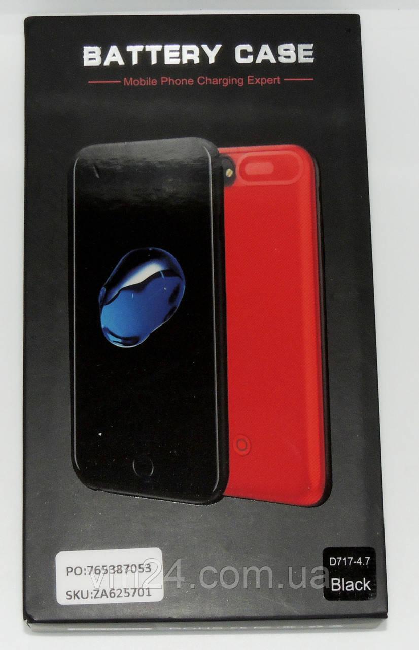 Чехол-аккумулятор  iPhone 7 6 6S -3000ма