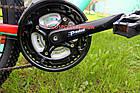 """Горный велосипед Winner Alpina 27.5 дюймов 15"""" голубой, фото 7"""