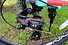 """Горный велосипед Winner Alpina 27.5 дюймов 15"""" голубой, фото 10"""