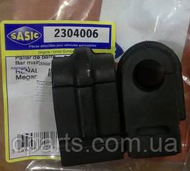 Втулка переднього стабілізатора Renault Megane 2 (Sasic 2304006)(висока якість)