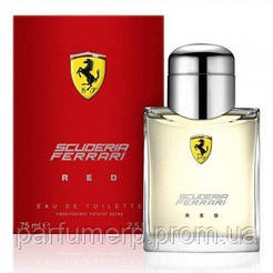 Ferrari Scuderia Red Men (75мл), Мужская Туалетная вода  - Оригинал!