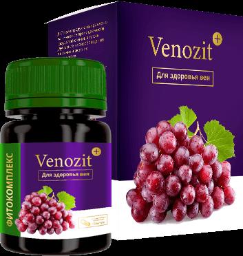 Venozit+ (Венозит+) - капсулы от варикоза. Фирменный магазин. Цена производителя.
