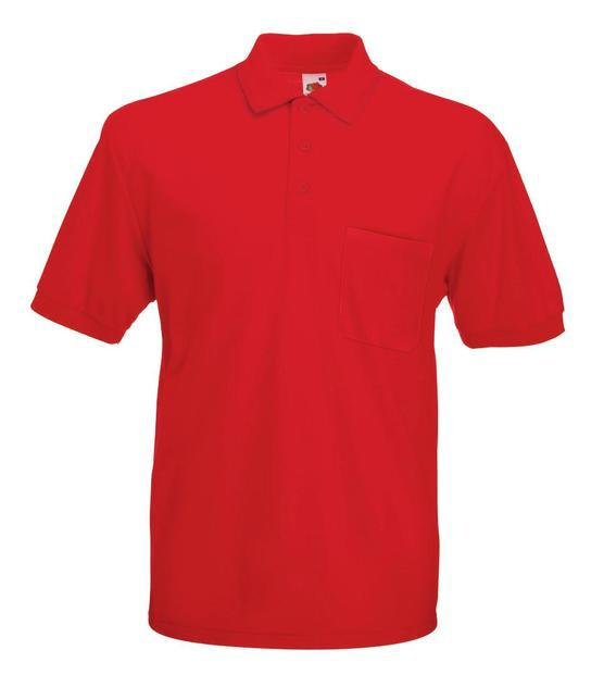 Мужская футболка Поло Pocket