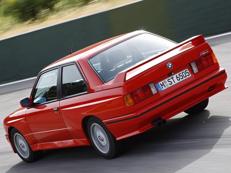 Заднее стекло (ляда) BMW 3 (E30) (1982-1994), Седан