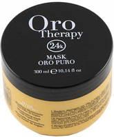 "Восстанавливающая маска для волос ""Oro Therapy"" с микрочастицами золота Fanola 300 мл"