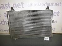 Радиатор кондиционера (1,6 HDI 16V) Peugeot PARTNER 1 2002-2008 (Пежо Партнер), 9645964780