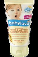 Крем дитячий BABYLOVE Wind und Wetter, 75 ml
