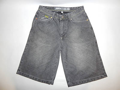 Шорты джинсовые мужские Nass Denim р.48 077SHM