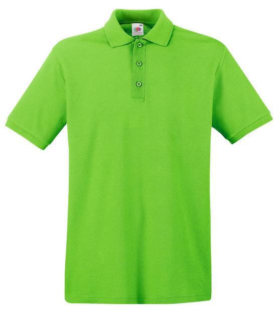 Мужская футболка Поло Premium