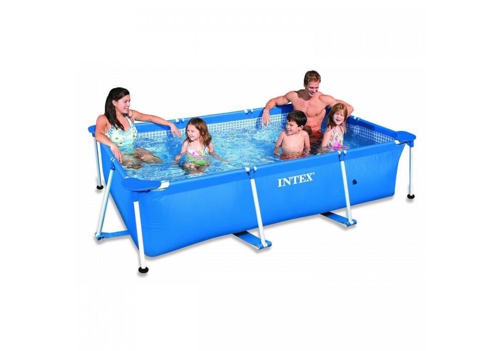 Каркасный бассейн для всей семьи INTEX 28270