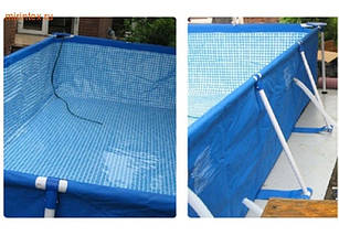 Каркасный бассейн для всей семьи INTEX 28270, фото 3