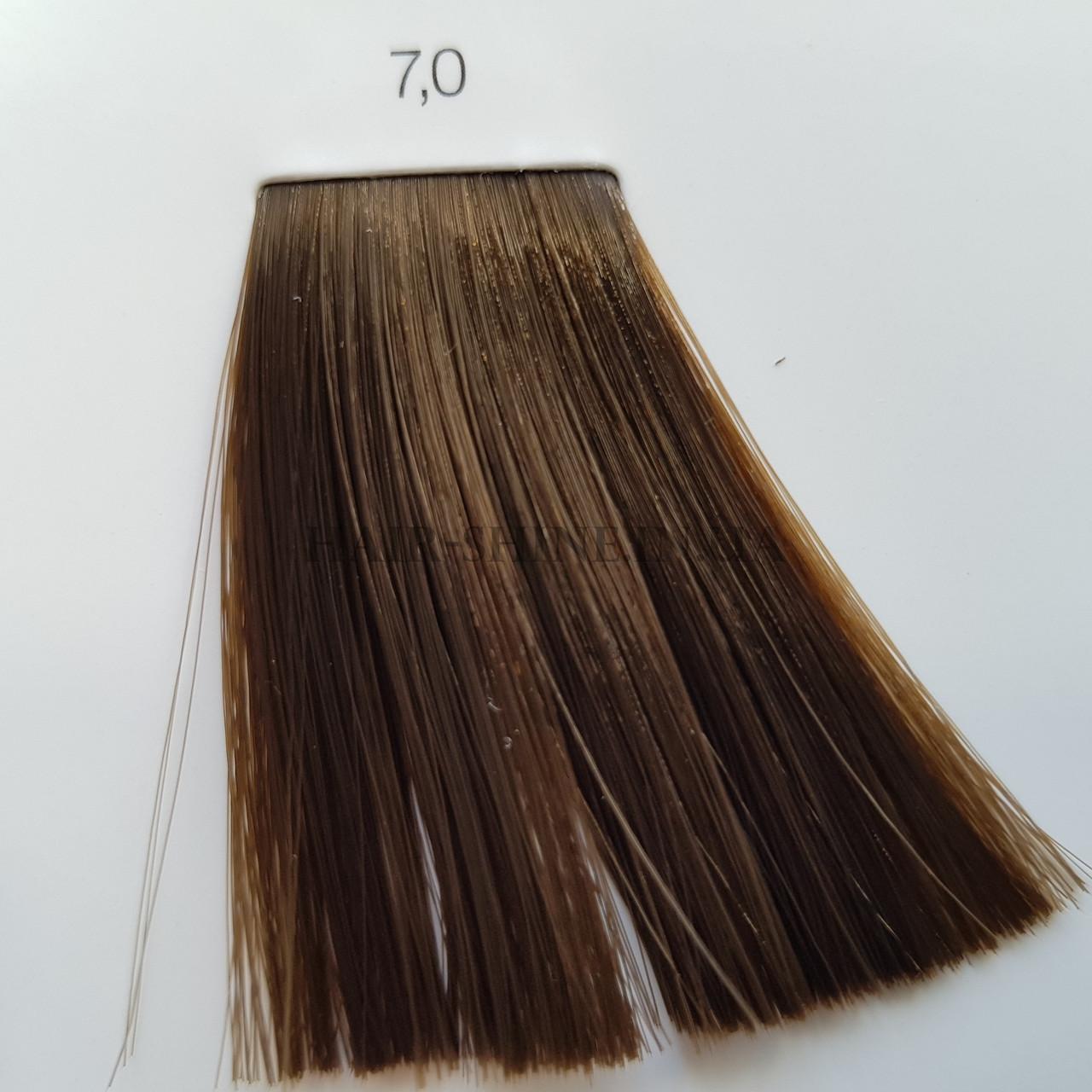 Краска без аммиака 60 мл  L'Oreal Professionnel Inoa №7.0 блондин глубокий