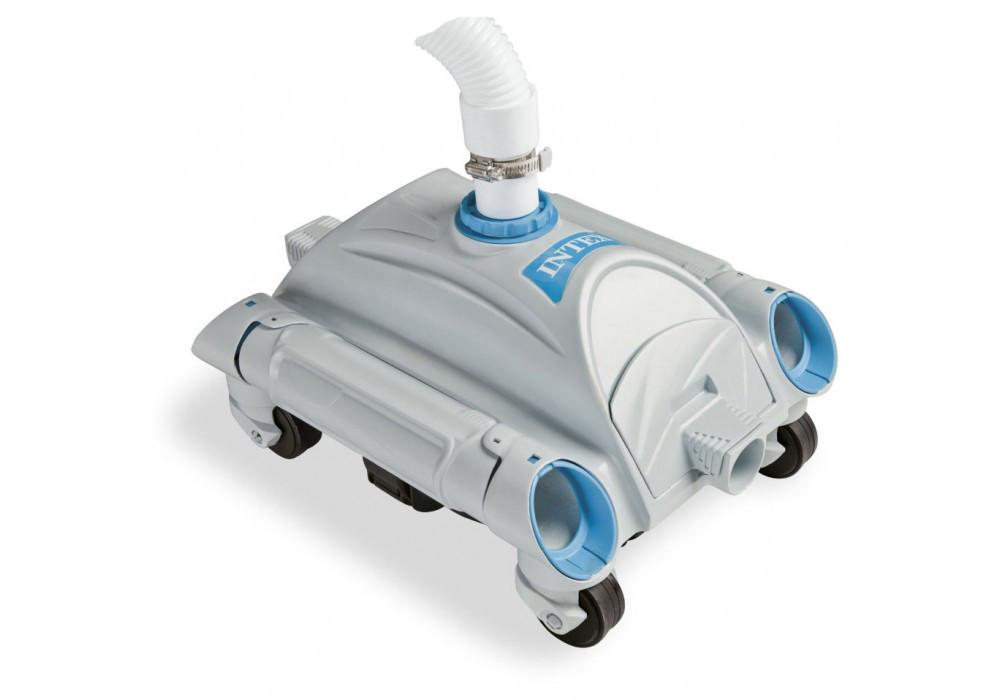 Intex 28001, автоматический очиститель для бассейнов донный пылесос