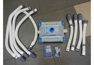 Intex 28001, автоматический очиститель для бассейнов донный пылесос, фото 2