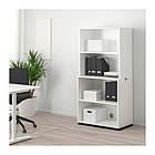 Подставка для журналов IKEA TJENA 2 шт черная 003.954.74, фото 3