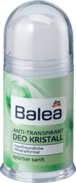 Кульковий антиперспірант BALEA DEO Kristal 100g