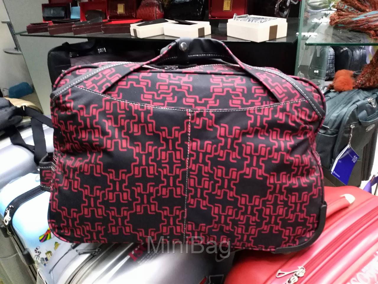 Дорожная сумка Boyi красно-черная, цена 756 грн., купить в Одессе ... 95f20d9fb20