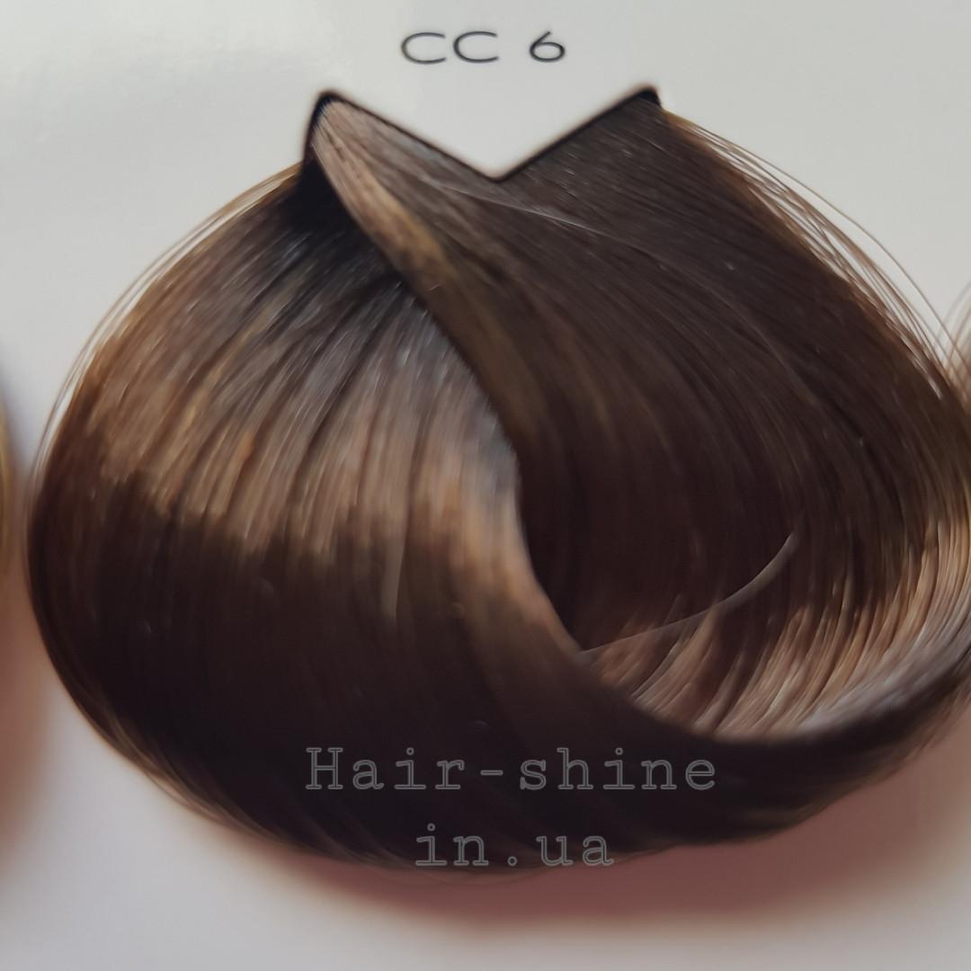 Cтойкая крем-краска для волос 50 мл L'Oreal Professionnel Majirel Cool Cover СС 6 темный блондин