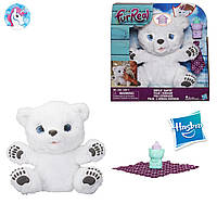 Интерактивная игрушка полярный Медвежонок Сойер FurReal Friends Snifflin Sawyer Hasbro