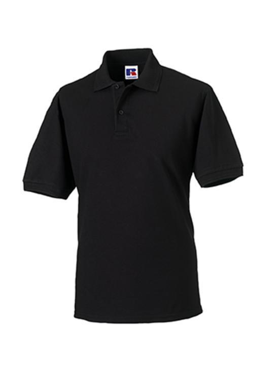 Мужская футболка Поло Russell Hardwearing