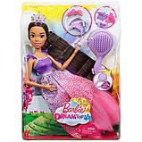 """Велика Barbie принцеса серії """"Казково-довге волосся"""" 43 см / Endless Hair Kingdom, фото 6"""
