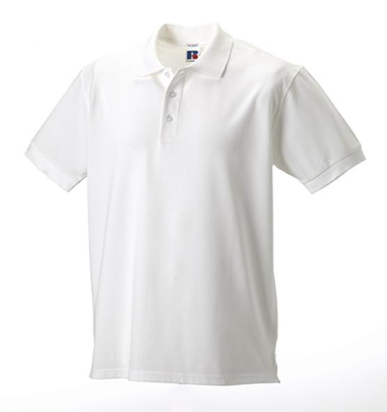 Мужская футболка Поло Russell Pima