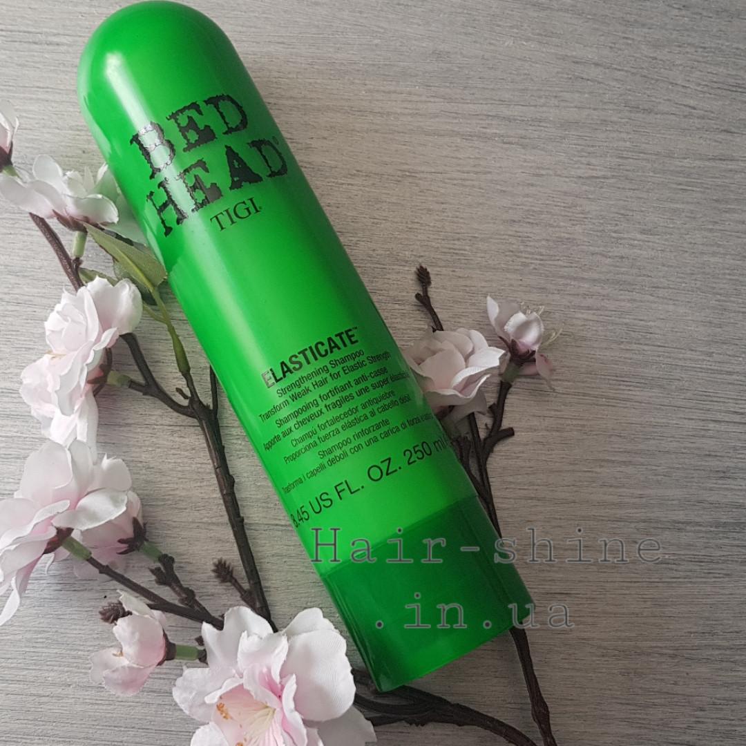 Укрепляющий шампунь Tigi Bed Head Elasticate Strengthening Shampoo 200 ml