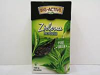 Чай зелёный листовой Big-Active 100гр