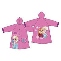 Плащ-дождевик Холодное сердце /Frozen для девочек 8 лет (р. 128-134) ТМ ARDITEX WD9782 розовый