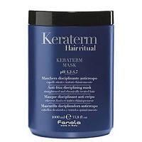 FANOLA Keraterm Mask - Маска для реконструкции повреждённых волос 1000 мл
