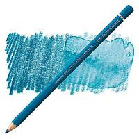 Карандаш акварельный цветной Faber-Castell Albrecht  Dürer бирюзовый кобальт (Cobalt Turquoise)  № 153, 117653
