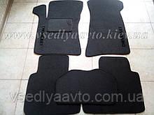 Ворсовые коврики в салон CHEVROLET Niva (Серый)