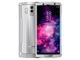 Смартфон HomTom HT70 Silver 4/64gb MediaTek MT6750T 10000 мАч