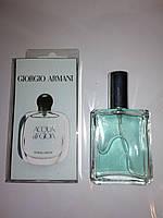 Туалетная вода для женщин Giorgio Armani Acqua Di Gioia (Джорджио Армани Аква Ди Джиоя 30мл)