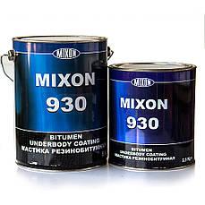 Антикоррозийная мастика чёрная Mixon 930