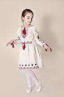 Вишите плаття для дівчинки: Марта льон