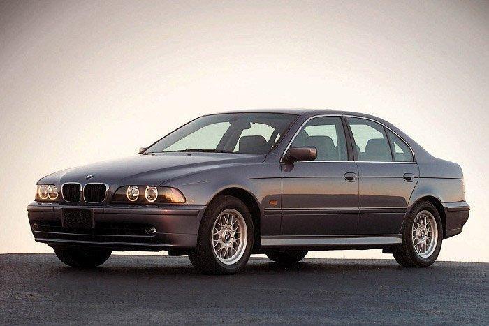 Уплотнитель лобового стекла BMW 5 (E39) (1995-2004), Седан
