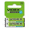 Батарейка щелочная Videx LR03/AAA 2pcs shrink card 2 Alkaline