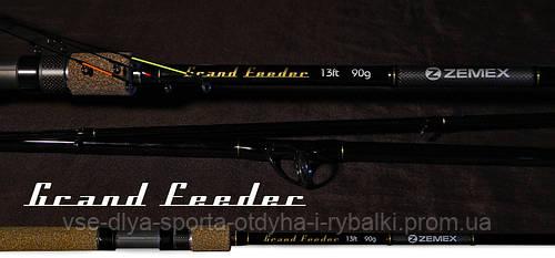 Удилище фидерное ZEMEX GRAND FEEDER 12 ft до 90,0 гр.
