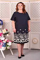 Платье Selta 432 размеры 58,60,62,64, фото 1