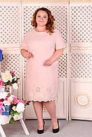 Платье Selta 432 розовый