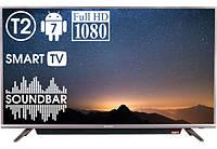 Телевизор Nomi 40FTS11 Titanium Metallic