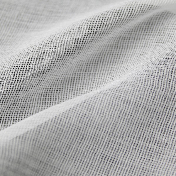 Тюль-сетка, белый 3985-3084