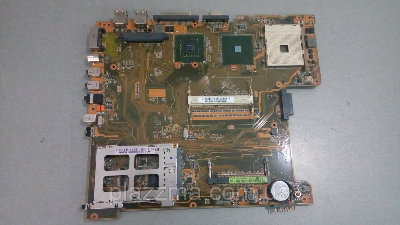 Материнская плата Asus A6KM Rev:3.0 под ремонт или запчасти