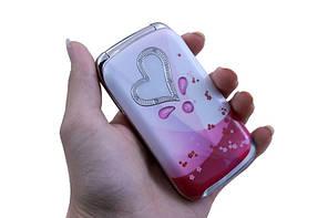Купить Nokia W666 Красный - интересный телефон, отличный подарок!