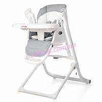 Детский стульчик для кормления CARRELLO Triumph / Grey/ Cloud Grey, фото 1
