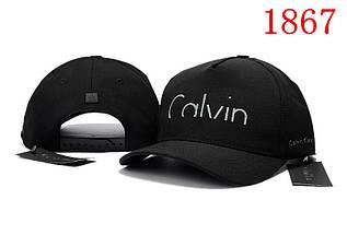 Кепка мужская в стиле Calvin Klein черная