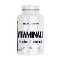 All Nutrition VitaminALL Vitamins & Minerals 60 caps