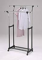 Стойка вешалка для одежды передвижная Onder Mebli W-25 (CH-4375)