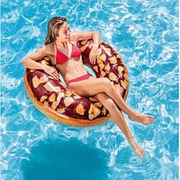 Надувной круг Шоколадный пончик Intex 56262, фото 1